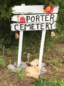Porter-Ward Cemetery