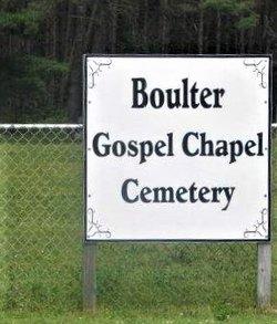 Boulter Gospel Chapel Cemetery
