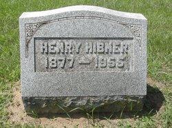 Henry Melvin Hibner