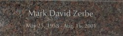 Mark David Zerbe