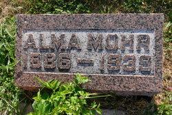 Alma Mohr