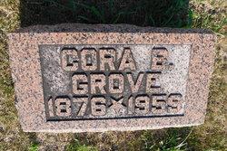 Cora B. <I>Gillispie</I> Grove