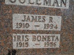 Iris Bonita <I>Bettis</I> Coleman