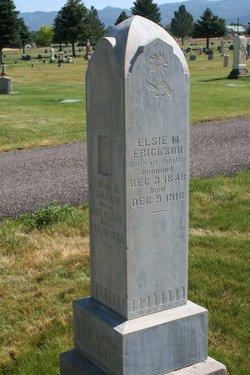 Elsie M. Ericksen