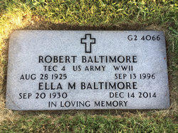 Robert Baltimore