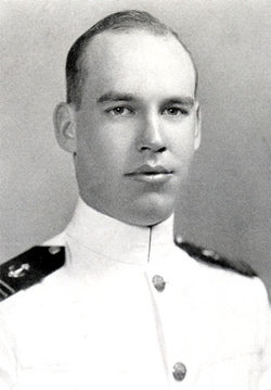 LT Richard Lintner Helm