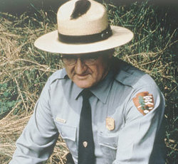 "Roy Cleveland ""Spark Ranger"" Sullivan"