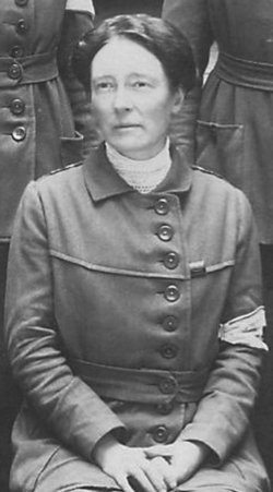Dr Louisa Garrett Anderson