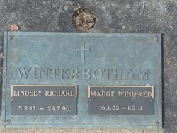Madge Winifred <I>Cook</I> Winterbotham