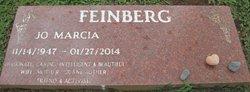 Mrs Jo Marcia Feinberg