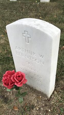 Arthur W Berntson