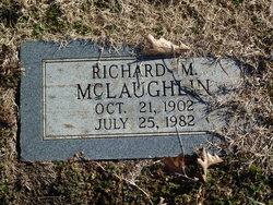 Richard M McLaughlin