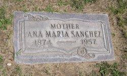 Ana Maria Sánchez