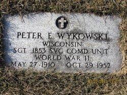 Peter E Wykowski