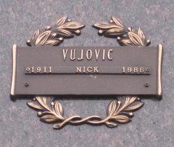 Nick Vujovic