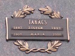 Maria <I>Szymek</I> Takacs