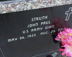 John Paul Strunk