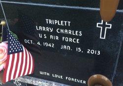 Larry Charles Triplett