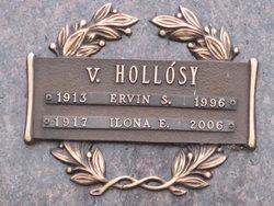 "Ilona Elizabeth ""Helene"" <I>Kostka</I> Hollosy"