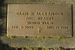 Glen Herbert Alexander