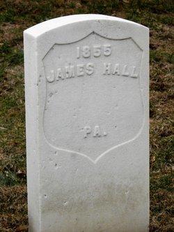 PVT James Hall