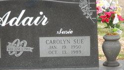 Carolyn Sue <I>Hamilton</I> Adair