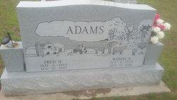 Fred H. Adams