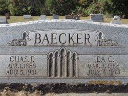 Charles Fred Baceker