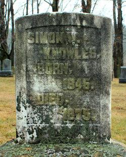 Simon W Knowles