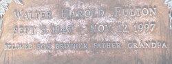 Walter Harold Fulton