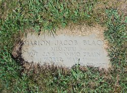 Marion Jacob Black