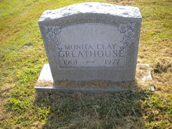 Monita <I>Clay</I> Greathouse