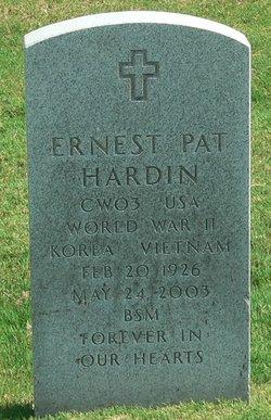 Ernest Pat Hardin