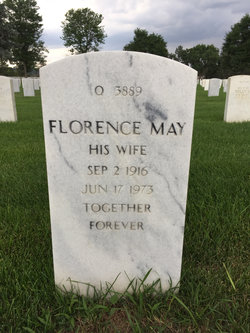 Florence May Currence