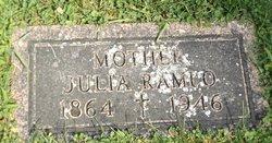 Julia Ramlo