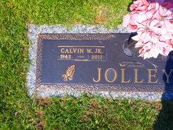 "Calvin Woodrow ""Woody"" Jolley, Jr"