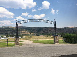New Hill Cemetery