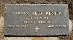 Marvin Renier