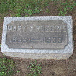 Mary Jane <I>Redman</I> Robbins