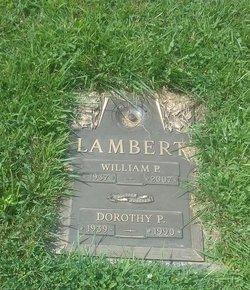 William Paxton Lambert