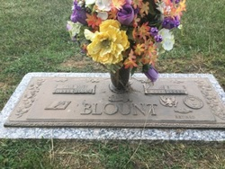 Edna Myrtle <I>Boney</I> Blount