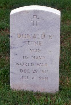 Donald R Fine