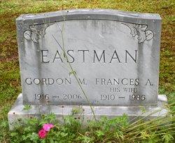 """Gordon Mellen """"Stub"""" Eastman, Sr"""
