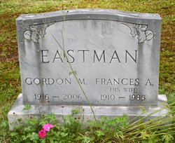 Frances Arline <I>Rich</I> Eastman