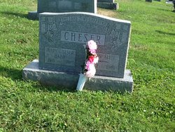 Mary Willie <I>Cheser</I> Hahn