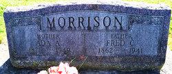 Ada A. <I>Eaton</I> Morrison