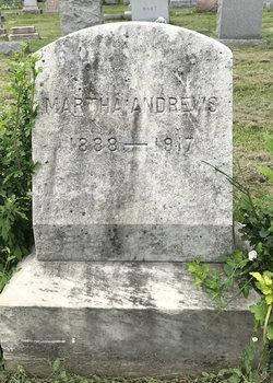 Martha E. <I>Stockhausen</I> Andrews