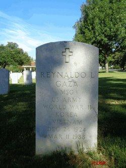 Reynaldo L Gaza