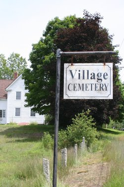 Lovell Village-Wood Family Cemetery