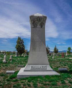 Erastus F. Hallack